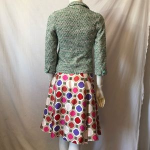 kate spade Skirts - Kate Spade for Florence Broadchurch silk skirt